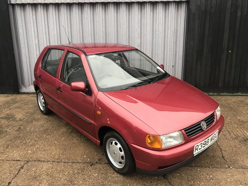 Amazing 1998 Volkswagen Polo 1.0 **12,717miles from new** SOLD (picture 2 of 6)