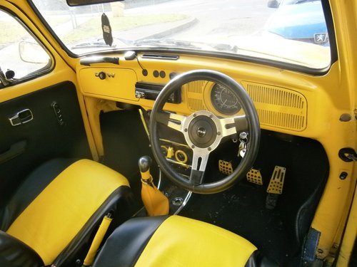 1973 VW Beetle Convertible For Sale (picture 5 of 6)