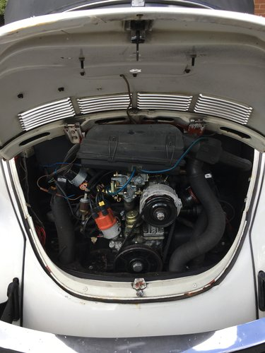 1973 Karmann Ghia Cabriolet For Sale (picture 2 of 4)