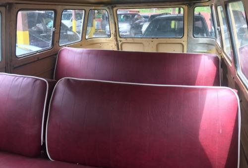 1975 VOLKSWAGEN T1 ORIGINAL VW KOMBI SPLIT SCREEN CAMPER BUS  For Sale (picture 4 of 6)