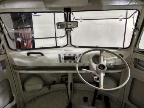 1975 VOLKSWAGEN T1 ORIGINAL VW KOMBI SPLIT SCREEN CAMPER BUS  For Sale (picture 5 of 6)