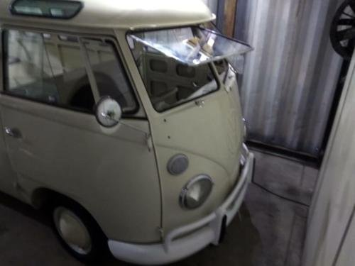 1975 VOLKSWAGEN T1 ORIGINAL VW KOMBI SPLIT SCREEN CAMPER BUS  For Sale (picture 6 of 6)