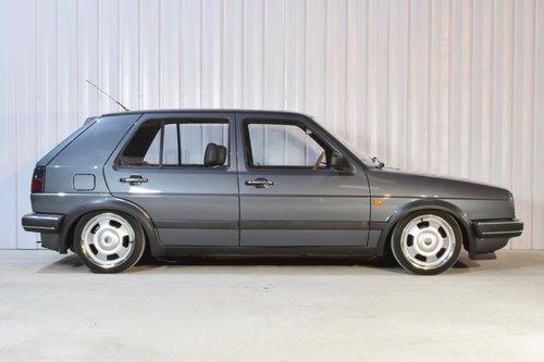 VW VOLKSWAGEN GOLF MK2 GTI 1.8 8V 5DR ATLAS GREY 1989  SOLD (picture 6 of 6)