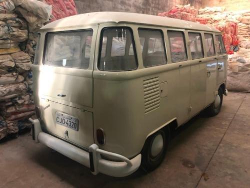 VOLKSWAGEN T1 ORIGINAL 1974 VW KOMBI T1 SPLIT SCREEN CAMPER  For Sale (picture 2 of 6)