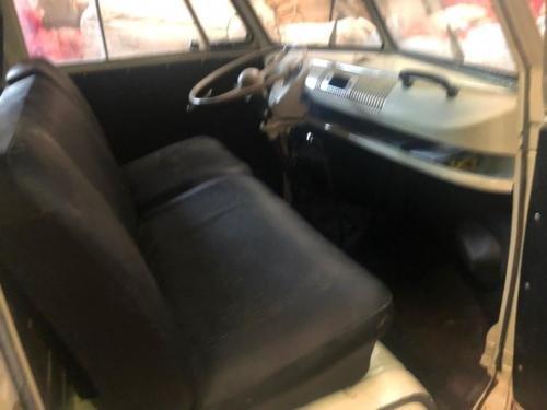 VOLKSWAGEN T1 ORIGINAL 1974 VW KOMBI T1 SPLIT SCREEN CAMPER  For Sale (picture 3 of 6)