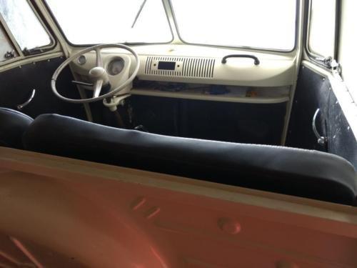 VOLKSWAGEN T1 ORIGINAL 1974 VW KOMBI T1 SPLIT SCREEN CAMPER  For Sale (picture 4 of 6)