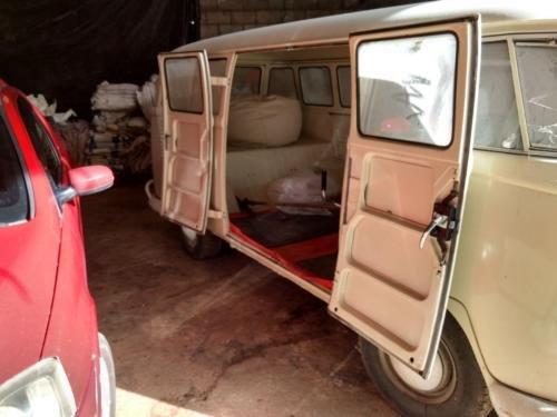 VOLKSWAGEN T1 ORIGINAL 1974 VW KOMBI T1 SPLIT SCREEN CAMPER  For Sale (picture 5 of 6)