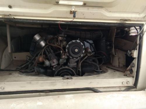 VOLKSWAGEN T1 ORIGINAL 1974 VW KOMBI T1 SPLIT SCREEN CAMPER  For Sale (picture 6 of 6)