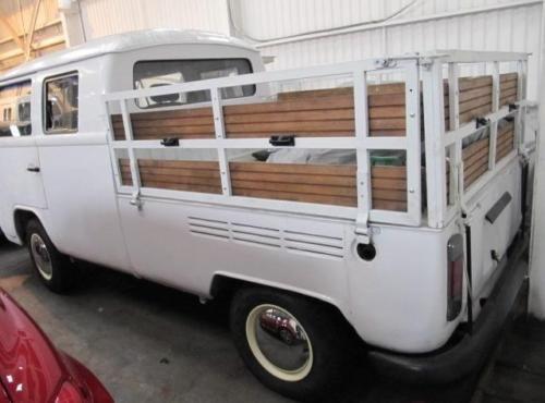 1986 VOLKSWAGEN VW KOMBI BAY WINDOW PICK UP * RARE 3 DOOR  For Sale (picture 2 of 6)