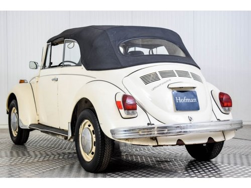 1972 Volkswagen Beetle Convertible For Sale (picture 6 of 6)