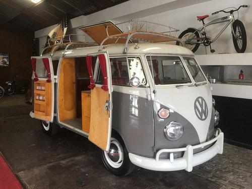 1962 Volkswagen T1 SO23, Campervan, T1 Westfalia  For Sale (picture 2 of 6)