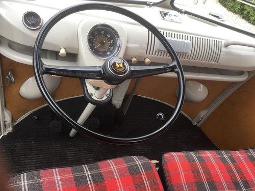 1962 Volkswagen T1 SO23, Campervan, T1 Westfalia  For Sale (picture 5 of 6)