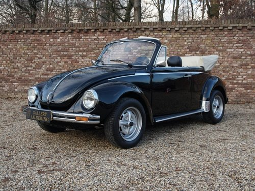 1978 Volkswagen Beetle 1303 Convertible restored condition For Sale (picture 1 of 6)