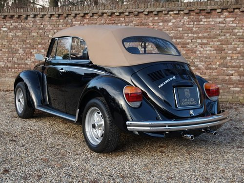 1978 Volkswagen Beetle 1303 Convertible restored condition For Sale (picture 2 of 6)