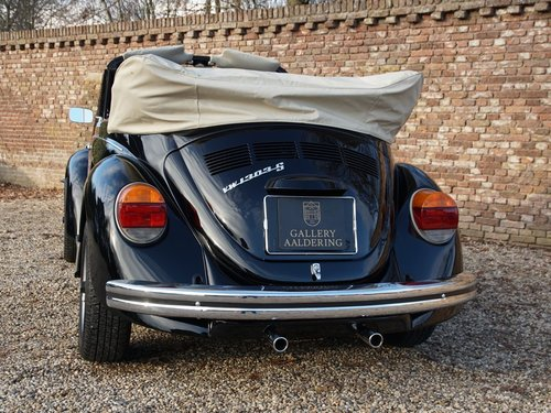 1978 Volkswagen Beetle 1303 Convertible restored condition For Sale (picture 6 of 6)