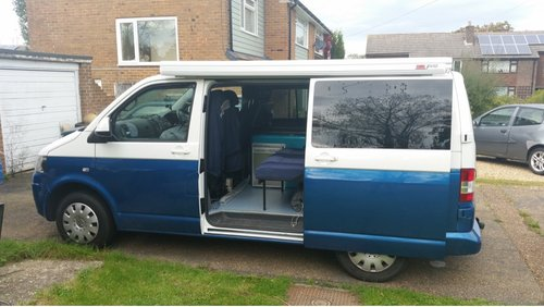 2014 Camper Van VW T5 For Sale (picture 2 of 5)