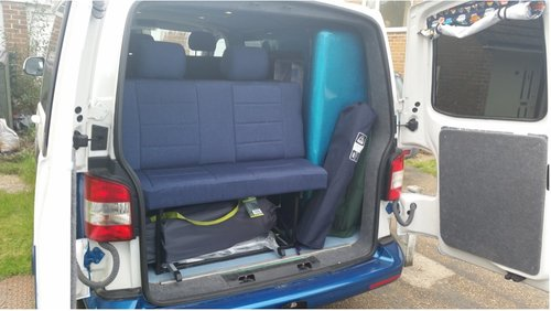 2014 Camper Van VW T5 For Sale (picture 3 of 5)