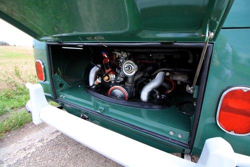 1966 VW Split Screen Camper Van – Pop Top – Rare Special Ord For Sale (picture 4 of 6)