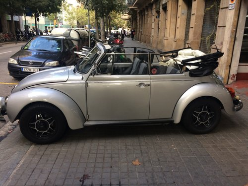 Beetle Cabriolet 1976 For Sale (picture 2 of 6)