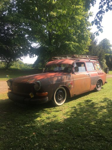 Vw squareback 1970 1600cc R/H/D For Sale (picture 1 of 6)