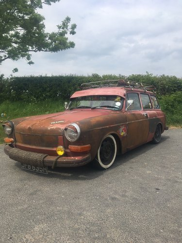 Vw squareback 1970 1600cc R/H/D For Sale (picture 4 of 6)