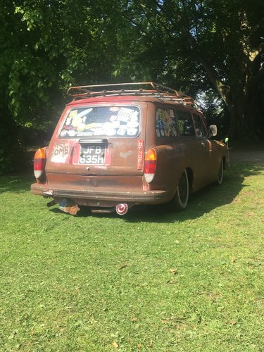 Vw squareback 1970 1600cc R/H/D For Sale (picture 6 of 6)