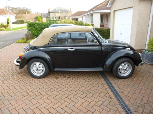 1974 Volkswagen 1303 Karmann Beetle Convertible SOLD (picture 5 of 5)