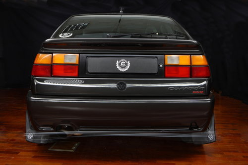 VW Corrado G60 1990 SOLD (picture 1 of 6)