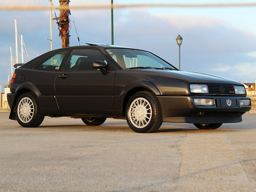 VW Corrado G60 1990 SOLD (picture 2 of 6)