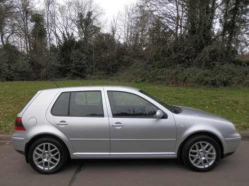 VW Golf 2.3 V5..Heated Leather Recaros.. Nice Example SOLD (picture 6 of 6)