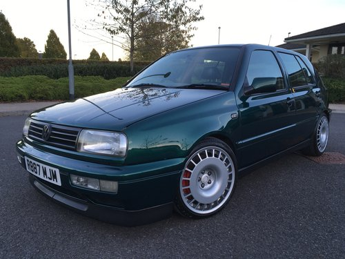 1997 Mk3 VW Golf VR6 - Cherished SOLD (picture 1 of 6)