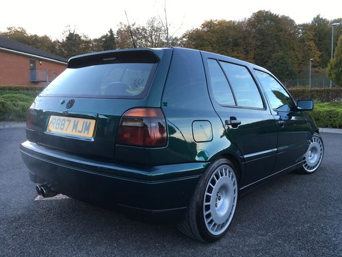 1997 Mk3 VW Golf VR6 - Cherished SOLD (picture 2 of 6)