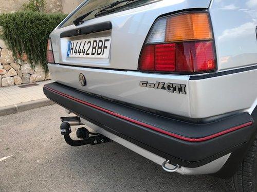 1989 Volkswagen golf gti mk2 8v For Sale (picture 2 of 6)