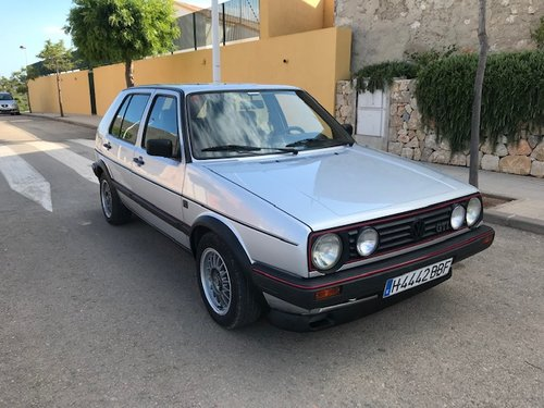 1989 Volkswagen golf gti mk2 8v For Sale (picture 3 of 6)
