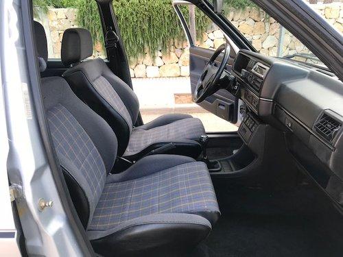 1989 Volkswagen golf gti mk2 8v For Sale (picture 4 of 6)