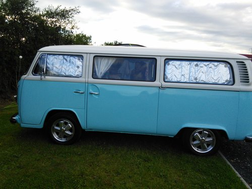 1979 VW T2 Bay Window campervan SOLD (picture 5 of 6)