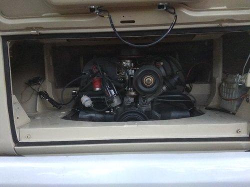 1987 VW T2 BAYWINDOW KOMBI TRANSPORTER VAN * FULLY RESTORED For Sale (picture 6 of 6)