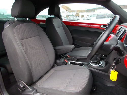 2013 VW Beetle 1.2 TSi S Auto.LOW MILEAGE NOW SOLD SOLD (picture 6 of 6)