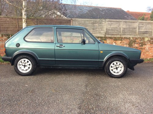 1983 MK1 Golf GTI For Sale (picture 2 of 6)