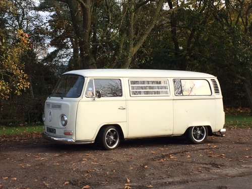 VW Type 2 Baywindow 1972 campervan  For Sale (picture 1 of 6)