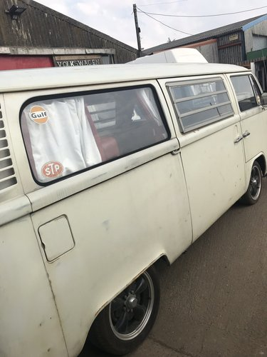 VW Type 2 Baywindow 1972 campervan  For Sale (picture 3 of 6)
