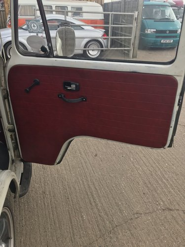 VW Type 2 Baywindow 1972 campervan  For Sale (picture 6 of 6)