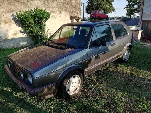 1985 Vw Golf 1.8 GTI 8v 112 cv For Sale (picture 1 of 6)