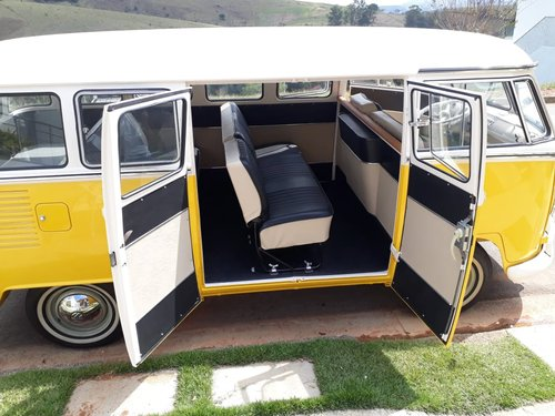 1975 Like new AAA quality VW T1 split window bus For Sale (picture 5 of 6)