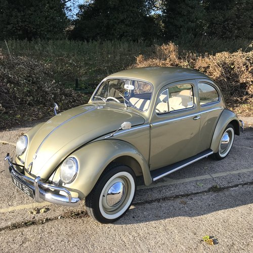 1957 Right Hand Drive Matching Numbers Stunning Beetle For Sale (picture 1 of 6)