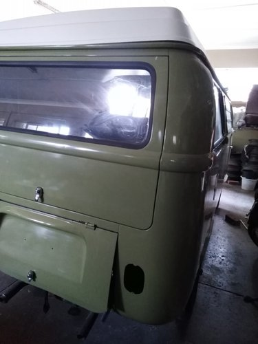 1968 low light / early bay Volkswagen kombi For Sale (picture 3 of 6)