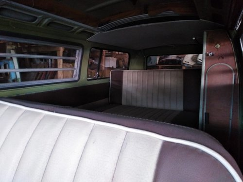 1968 low light / early bay Volkswagen kombi For Sale (picture 5 of 6)