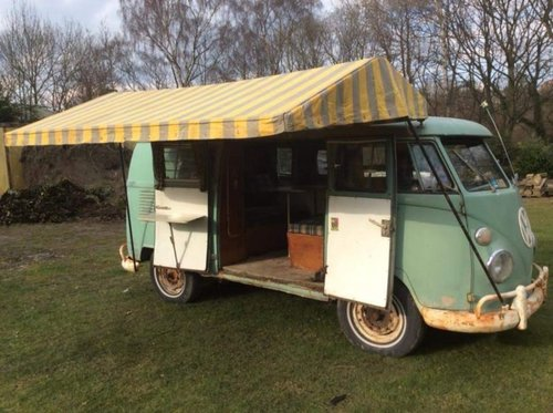 1964 Volkswagen T1 SO33 Camper, VW Camper, T1 Camper,  For Sale (picture 1 of 6)