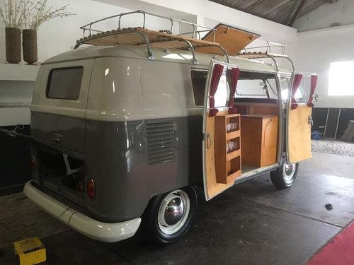 1962 Volkswagen Westfalia, VW T1, Camper Van, T1 Bulli SOLD (picture 4 of 6)