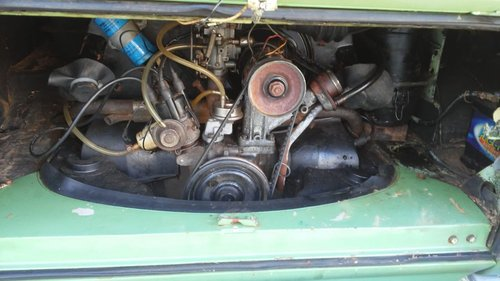 1967 Never restored, perfect metal body For Sale (picture 2 of 6)